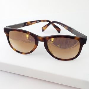 Diesel Sunglasses Brown Tortoise Shell Frames